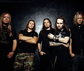 Children of bodom. Hexed world tour 2019