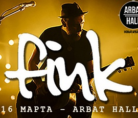 Fink (live band) (UK)